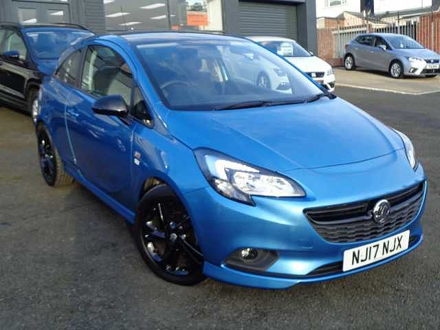 VAUXHALL Corsa 1.4i (75ps) Limited Edition 3-Door Hatchback