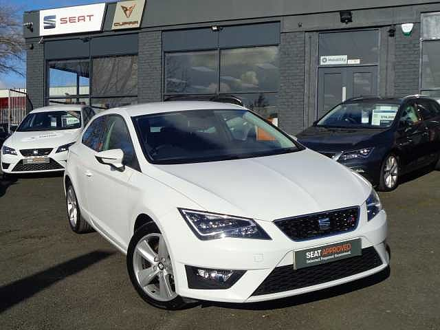 SEAT Leon 1.4 EcoTSI 150ps FR Stop/Start 3-Door/SC