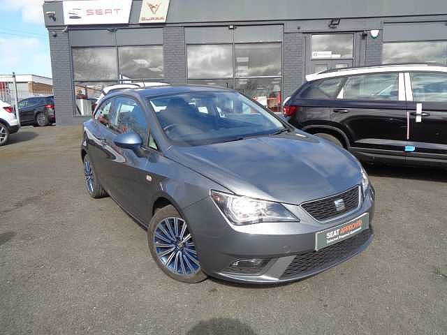 SEAT Ibiza 1.2 TSI 90PS Connect 3-Door