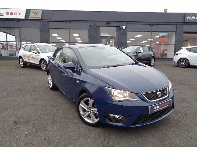 SEAT Ibiza SC 1.2 TSI FR Technology (110 PS) 3-Door